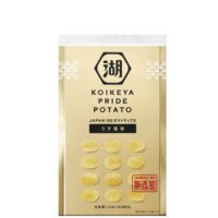 湖池屋 KOIKEYA PRIDE POTATO うす塩味  63g