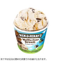 Ben& Jerry's ワッフルコーンドリーム  120ml
